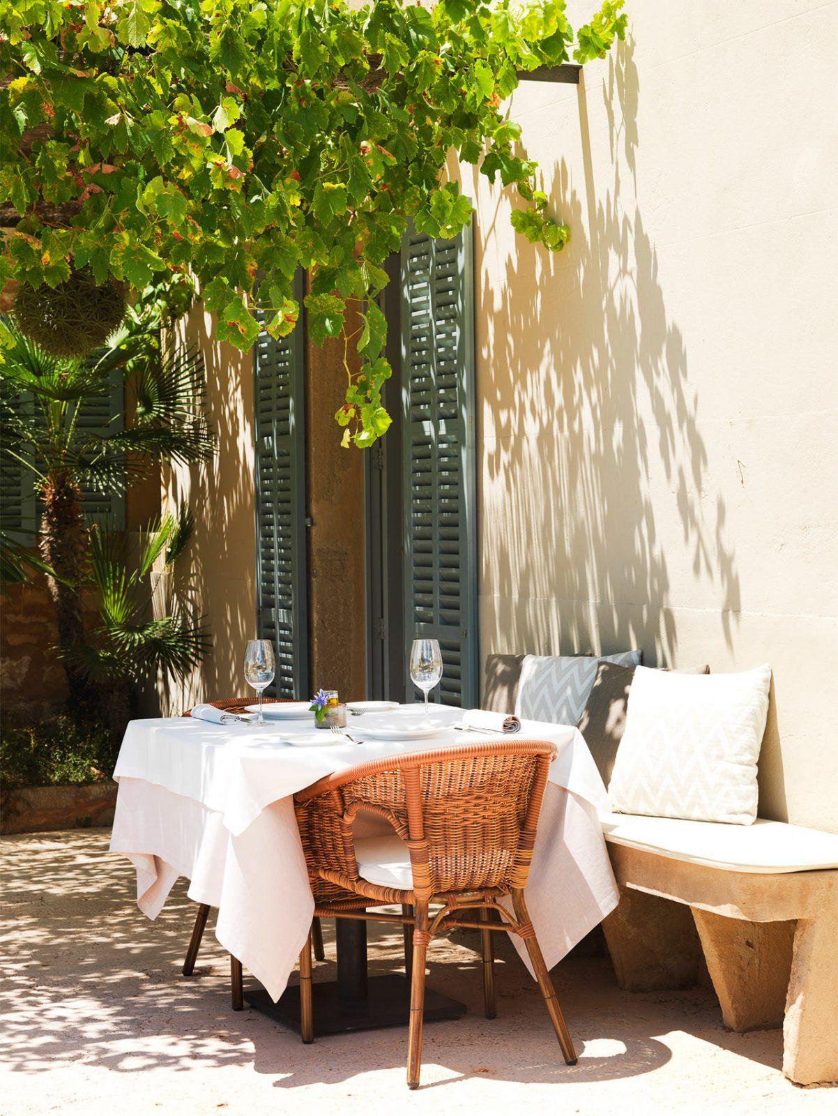 Andreu Genestra\'s Restaurant - Hotel Predi Son Jaumell - Marga ...